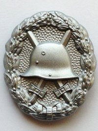 Imperial Army Wound Badge - 2nd Class