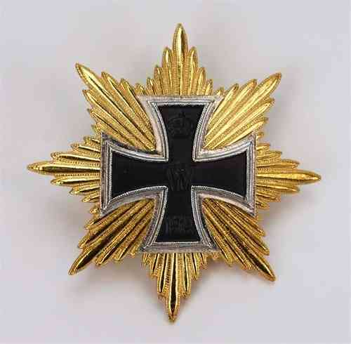 Star of the Grand Cross of the Iron Cross - 1914