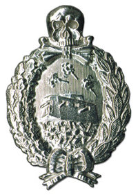 Imperial Army Tank Badge